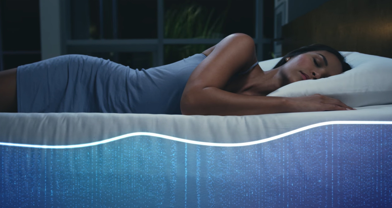 スマートベッド「The Sleep Number 360™ Smart Bed」